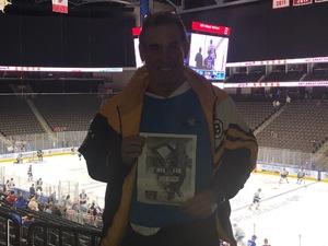 Alan attended Jacksonville Icemen vs. Manchester Monarchs - ECHL on Feb 13th 2019 via VetTix