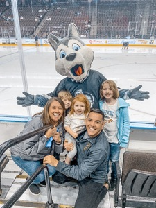 Larry attended Jacksonville Icemen vs. Manchester Monarchs - ECHL on Feb 13th 2019 via VetTix