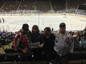 Click To Read More Feedback from Jacksonville Icemen vs. Florida Everblades - ECHL