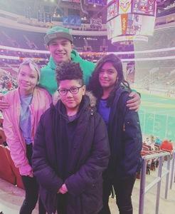 Manuel attended Philadelphia Wings vs. Colorado Mammoth - National Lacrosse League on Feb 9th 2019 via VetTix