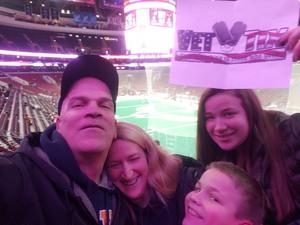 Joe attended Philadelphia Wings vs. Colorado Mammoth - National Lacrosse League on Feb 9th 2019 via VetTix