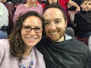 Melissa attended Philadelphia Wings vs. Colorado Mammoth - National Lacrosse League on Feb 9th 2019 via VetTix