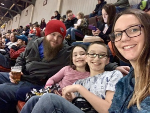 Candace attended 2019 Traxxas Monster Truck Tour - Evening Performance on Feb 16th 2019 via VetTix