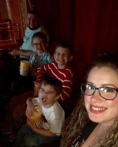 Andrew attended Disney's Dcappella - Other on Feb 7th 2019 via VetTix