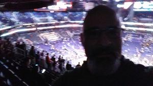 Josue attended Phoenix Suns vs. Golden State Warriors - NBA on Feb 8th 2019 via VetTix