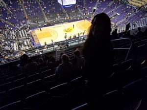 Martin attended Phoenix Suns vs. Golden State Warriors - NBA on Feb 8th 2019 via VetTix