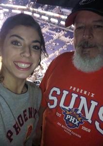 STEVEN attended Phoenix Suns vs. Golden State Warriors - NBA on Feb 8th 2019 via VetTix
