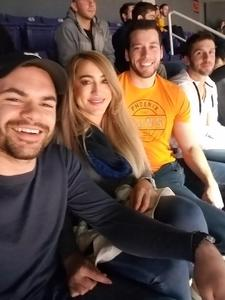 Richard attended Phoenix Suns vs. Golden State Warriors - NBA on Feb 8th 2019 via VetTix