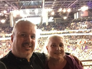 David attended Phoenix Suns vs. Golden State Warriors - NBA on Feb 8th 2019 via VetTix