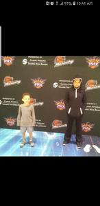 Scott attended Phoenix Suns vs. Golden State Warriors - NBA on Feb 8th 2019 via VetTix