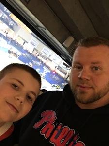 Jason attended Monster Jam Triple Threat Series on Feb 24th 2019 via VetTix