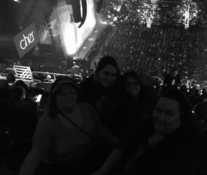LOIS attended Cher: Here We Go Again Tour With Nile Rodgers and Chic on Feb 6th 2019 via VetTix