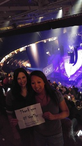 Bethany attended Cher: Here We Go Again Tour With Nile Rodgers and Chic on Feb 6th 2019 via VetTix