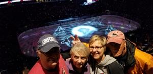 Doug attended Arizona Coyotes vs. St. Louis Blues - NHL on Feb 14th 2019 via VetTix