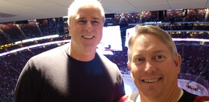 Douglas attended Arizona Coyotes vs. St. Louis Blues - NHL on Feb 14th 2019 via VetTix