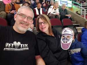Click To Read More Feedback from Cleveland Monsters vs. Milwaukee Admirals - AHL