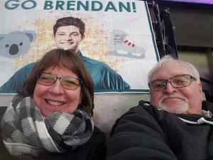 Stephen attended ISU Four Continents Figure Skating Championships - Free Dance - Sunday on Feb 10th 2019 via VetTix