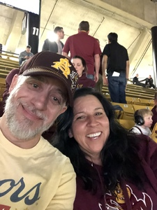 Shawn attended Colorado Buffaloes vs. Arizona State - NCAA Men's Basketball on Feb 13th 2019 via VetTix