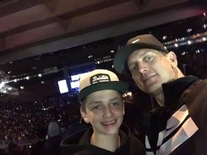 Steven attended Eminem - French Rap on Feb 15th 2019 via VetTix