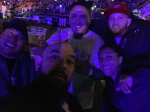 Gary attended Eminem - French Rap on Feb 15th 2019 via VetTix