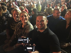 patrick attended Eminem - French Rap on Feb 15th 2019 via VetTix