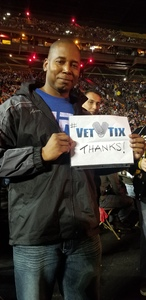 Melvin attended Eminem - French Rap on Feb 15th 2019 via VetTix