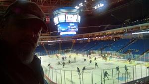Shawn attended Tulsa Oilers vs. Wichita Thunder - ECHL on Feb 15th 2019 via VetTix