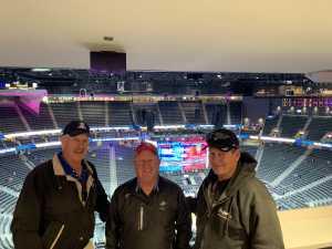 Dennis attended Pac-12 Men's Basketball Tournament - All Tournament Passes on Mar 13th 2019 via VetTix