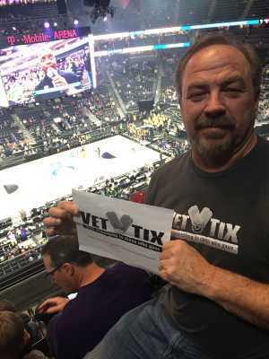 Mark attended Pac-12 Men's Basketball Tournament - All Tournament Passes on Mar 13th 2019 via VetTix