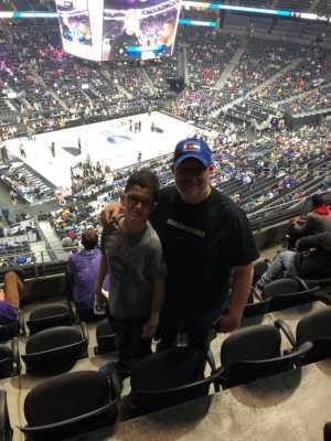 Daniel attended Pac-12 Men's Basketball Tournament - All Tournament Passes on Mar 13th 2019 via VetTix