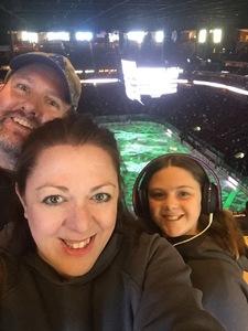 Joe attended Arizona Coyotes vs. Toronto Maple Leafs - NHL on Feb 16th 2019 via VetTix