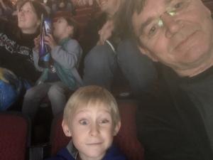 David attended Arizona Coyotes vs. Toronto Maple Leafs - NHL on Feb 16th 2019 via VetTix