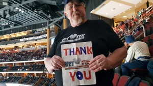 jerry attended Arizona Coyotes vs. Toronto Maple Leafs - NHL on Feb 16th 2019 via VetTix