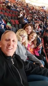 Mark T. attended Arizona Coyotes vs. Toronto Maple Leafs - NHL on Feb 16th 2019 via VetTix
