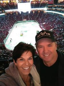 Robert attended Arizona Coyotes vs. Toronto Maple Leafs - NHL on Feb 16th 2019 via VetTix