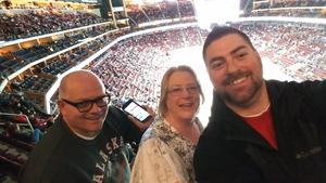 Rich attended Arizona Coyotes vs. Toronto Maple Leafs - NHL on Feb 16th 2019 via VetTix