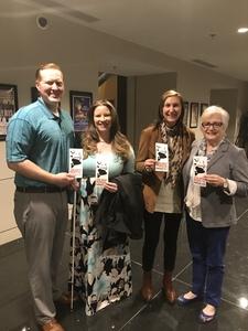 Jake attended The Book of Mormon on Feb 13th 2019 via VetTix