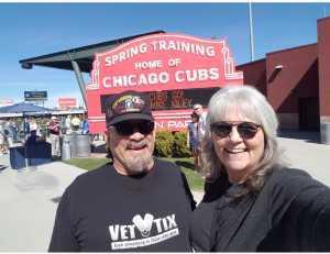 Click To Read More Feedback from Chicago Cubs vs. Arizona Diamondbacks - MLB Spring Training