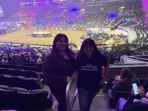 Lisa attended PBR Iron Cowboy- Feb. 22 Tickets on Feb 22nd 2019 via VetTix