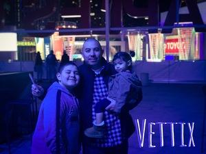 Noe Tejeda attended PBR Iron Cowboy- Feb. 22 Tickets on Feb 22nd 2019 via VetTix