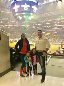 Dorian attended PBR Iron Cowboy- Feb. 22 Tickets on Feb 22nd 2019 via VetTix