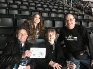 Norman attended PBR Iron Cowboy- Feb. 22 Tickets on Feb 22nd 2019 via VetTix