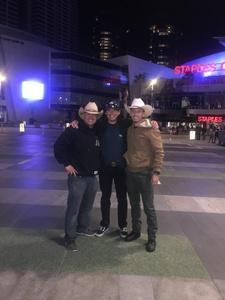 David attended PBR Iron Cowboy- Feb. 22 Tickets on Feb 22nd 2019 via VetTix