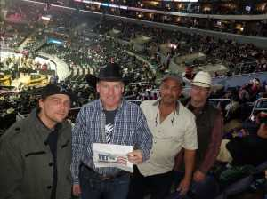 Daniel attended PBR Iron Cowboy- Feb. 22 Tickets on Feb 22nd 2019 via VetTix