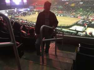 Tony attended PBR Iron Cowboy- Feb. 22 Tickets on Feb 22nd 2019 via VetTix