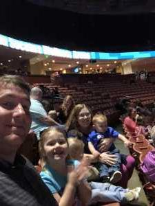 Jeremy attended Sesame Street Live! Let's Party! - Children's Theatre on Mar 15th 2019 via VetTix