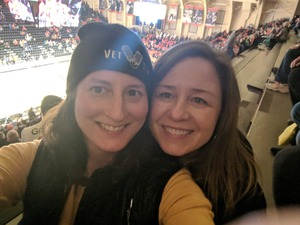 Amber attended Oregon State Beavers vs. Oregon - NCAA Men's Basketball on Feb 16th 2019 via VetTix