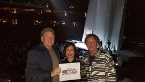 Daniel attended Kiss: End of the Road World Tour - Pop on Feb 12th 2019 via VetTix