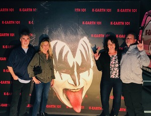Roy attended Kiss: End of the Road World Tour - Pop on Feb 12th 2019 via VetTix