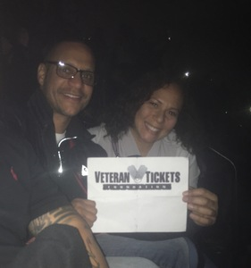 Steve attended Kiss: End of the Road World Tour - Pop on Feb 12th 2019 via VetTix